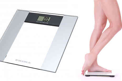Direct 2 public - Lcd Electronic Bathroom Scales - Save 62%