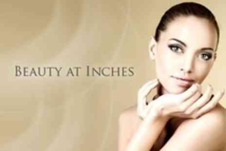 Beauty at Inches - Semi-Permanent Make-Up For Eyebrows or Lips - Save 75%