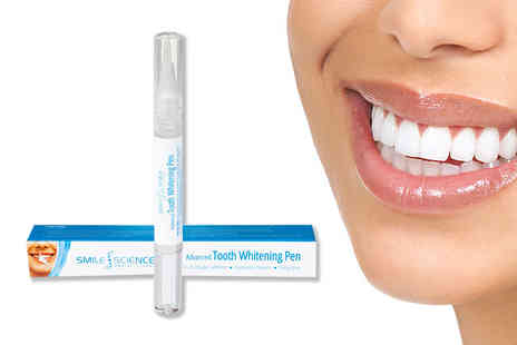 Smile Science - Smile science advanced tooth whitening pen - Save 88%