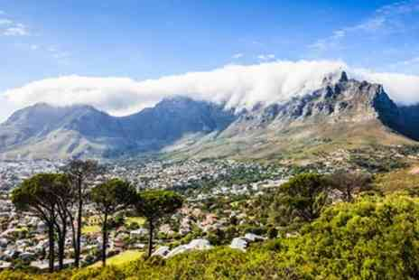 East Cape Tours - Nine night South Africa holiday with flights & safari - Save 0%