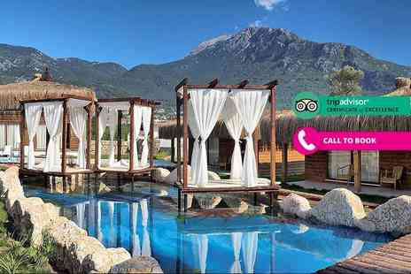 Super Escapes Travel - Seven night all inclusive Turkey spa break with flights - Save 40%