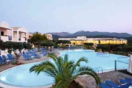 Global Hoppers - Seven night all inclusive Corfu holiday - Save 0%