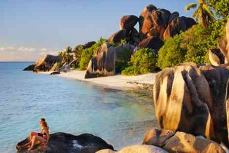 Southall Travel - Seven night Seychelles break with flights & free night - Save 0%