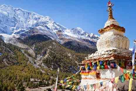 Lumle Holidays - Ten night guided tour of Nepal with flights - Save 0%