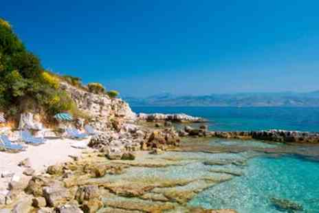 2bookaholiday - Seven night Corfu break with room upgrade - Save 0%