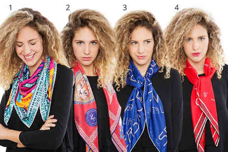 Versace 1969 - Scarf Choose from 15 stylish designs - Save 83%