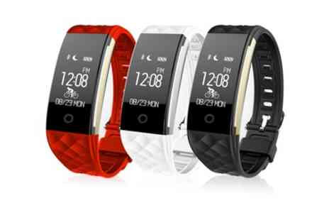 Groupon Goods Global GmbH - One or Two Apachie Ango Activity Fitness Trackers - Save 67%