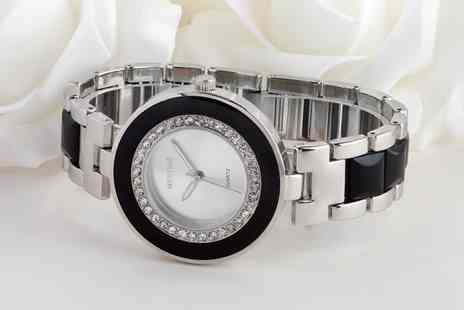 Neverland Sales - Mestige Felix Womens Watch with Crystals from Swarovski With Free Delivery - Save 77%