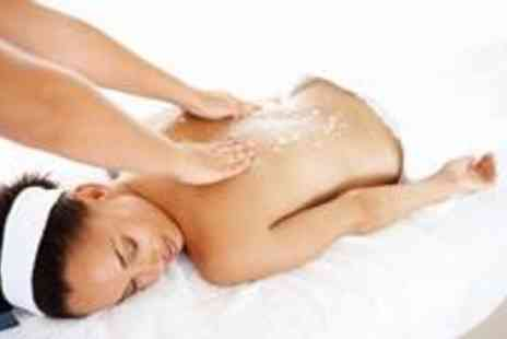 Revive Health and Beauty - Full body scrub with a back, neck and shoulder massage plus a mini-facial - Save 79%