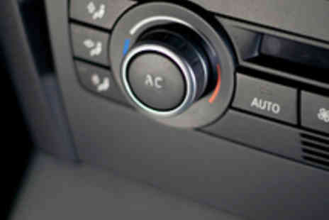 Derek Ball Motor Engineers - Car Air Conditioning Recharge Service - Save 76%