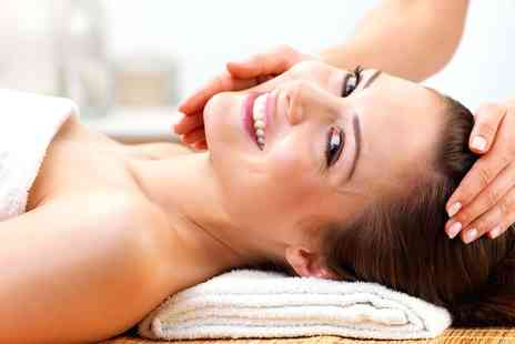 Pamper U - Express Facial, Back, Neck and Shoulder Massage or Both - Save 0%