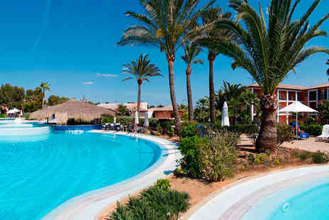 Blau Colonia Sant Jordi Resort & Spa - Four Star Family Friendly Suite Stay For Two in South Mallorca - Save 60%