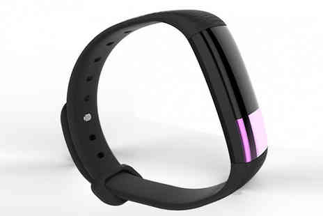 HXT Goods - M4 Sports Smart Bracelet Choose from 4 Colours - Save 83%