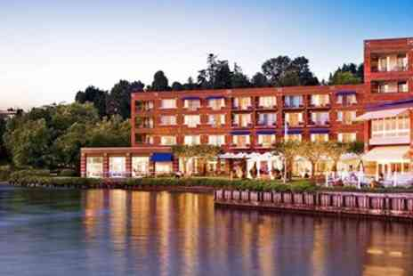 Woodmark Hotel and Still Spa - Four Star Waterfront Lake Washington  Resort Stay - Save 0%