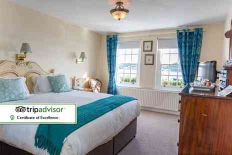 Portaferry Hotel - One or two night stay for two with breakfast and late check out - Save 0%