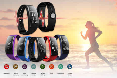 HXT Goods - QS90 Bluetooth smart watch choose from five colours - Save 78%