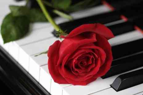 WMS Promotions - Two tickets to Valentines Late Night Piano Recital on 14 February - Save 50%
