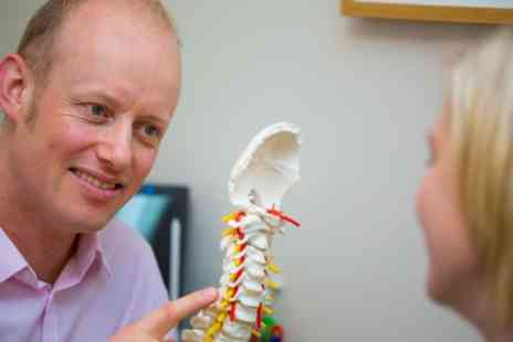 The Chiropractic Centre Billericay - Chiropractic Consultation and Two Treatments - Save 84%