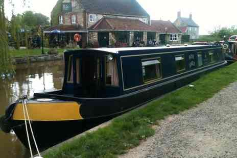 Sally Narrowboats - Three or Four Night Narrowboat Hire for Up to Eight with Instruction Course - Save 0%