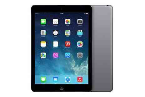Portable Universe - Refurbished Apple iPad Air 32GB Wi-Fi Space Grey With Free Delivery - Save 0%