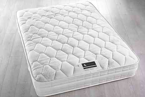 Groupon Goods Global GmbH - Luna 3000 Pocket Sprung Mattress With Free Delivery - Save 59%