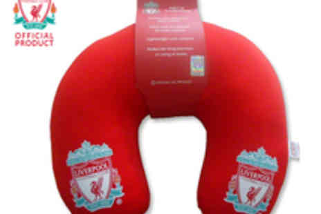 Liverpool FC - Neck Cushion - Save 44%
