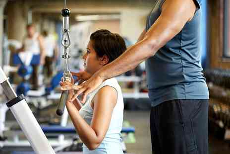 The Fitness Space Lincoln - One or Three Personal Training Sessions - Save 82%