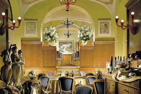 Empire Palace Hotel - Four Star 19th Century Palazzo in the Eternal City For Two - Save 80%
