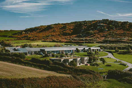 Soar Mill Cove Hotel - Four Star Rosette Awarded Dining and Breathtaking Bucolic Scenery For Two - Save 34%