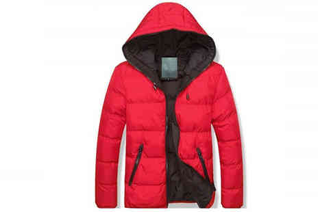 Richardson Group - Thick Padded Winter Jacket Available in 6 Colours - Save 69%