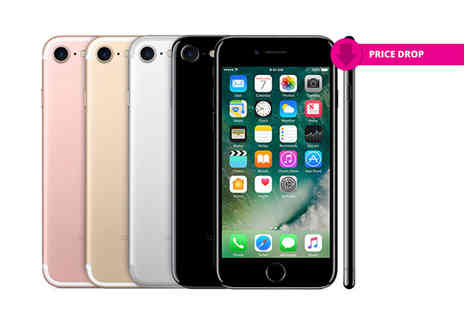 Renew Electronics - Refurbished 32GB Apple iPhone 7 -choose from four colours - Save 26%