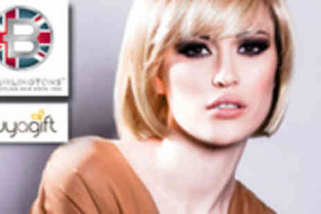 Burlingtons - Cut and highlights plus FREE blow dry - Save 74%