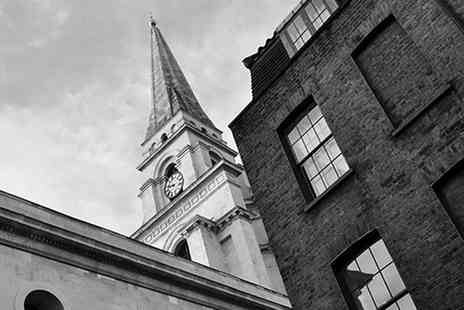 Westland Place Studios - History of London photography course - Save 54%