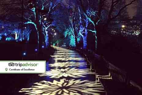 Mystical Gardens - Adult or family ticket to Mystical Gardens from 15th to 18th and 22nd to 25th February - Save 0%
