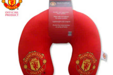 Manchester United FC - Neck Cushion - Save 44%