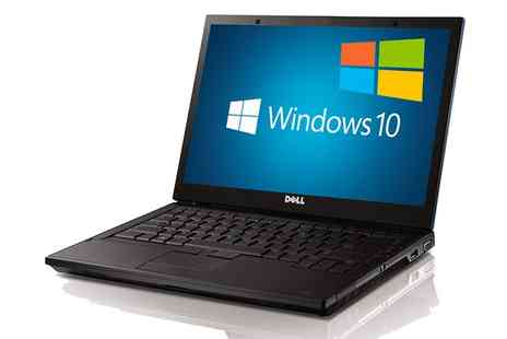 Computer Remarketing Services - Refurbished Dell Latitude E5400 14.1 Inch 2 To 4GB, 80 To 160GB HDD Windows 10 With Free Delivery - Save 0%