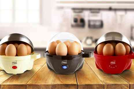 Groupon Goods Global GmbH - One or Two Neo Three in One Egg Boilers - Save 78%