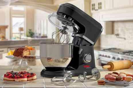 Groupon Goods Global GmbH - Cooks Professional Stand Mixer With Free Delivery - Save 78%