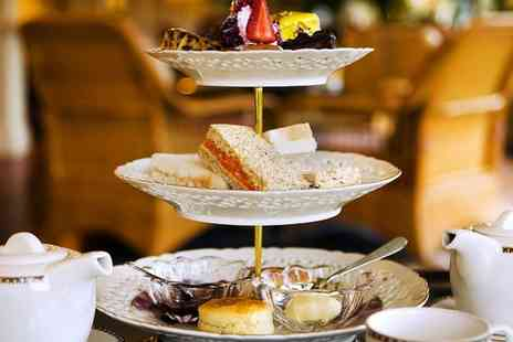 Hever Hotel - Standard or Gluten Free Afternoon Tea with Prosecco - Save 0%