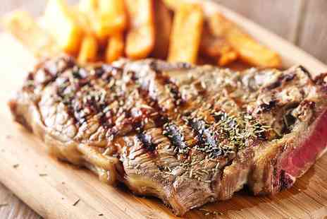 Lincolns Bar & Grill - Choice Main with Side and Drink for Up to Six - Save 52%