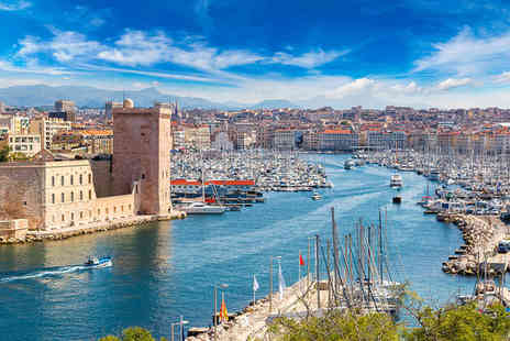 NH Hotel Collection Marseille - Four Star Brand New Elegance in the Heart of Marseilles For Two - Save 78%