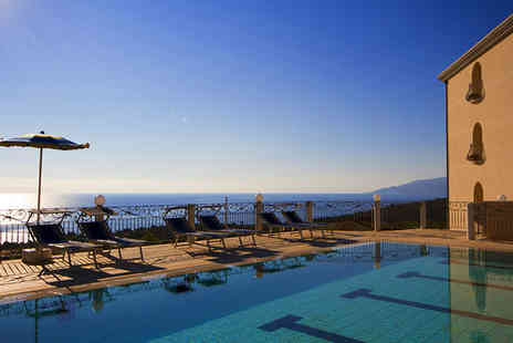 Hotel Brancamaria - Four Star Sweeping Coastal Views For Two - Save 78%
