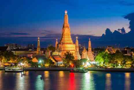Crystal Travel - 10 nights Bangkok and Pattaya beach break with flights - Save 22%