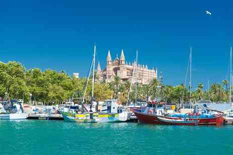 Ifly Holidays - Seven nights Mallorca beach break including breakfast and flights - Save 22%
