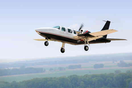 Eden Flight Training - One hour flying experience for one person - Save 49%