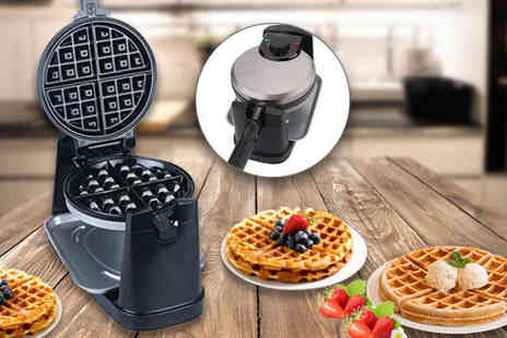 ViVo Technologies - Professional 180 degree belgian waffle maker - Save 60%