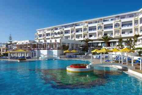Aegean Hotel Group - Seven Nights all inclusive Crete escape With superior room upgrade - Save 0%