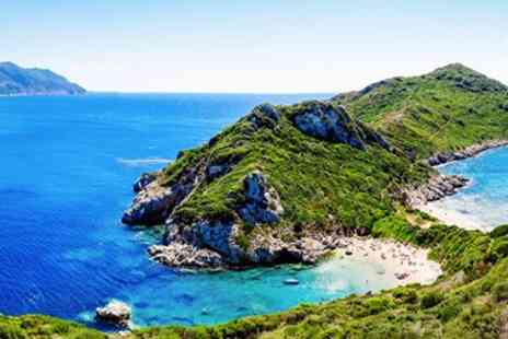 2bookaholiday - Seven Nights Corfu break With room upgrade - Save 0%