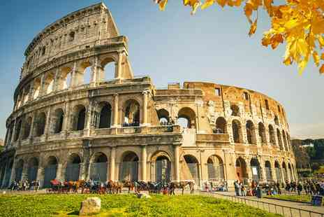 Bargain Late Holidays - Four Nights at a Choice of Four Star Hotels with Return Flights and Optional Vatican Tour - Save 0%