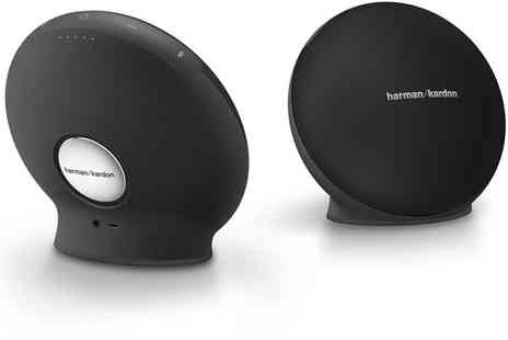 Groupon Goods Global GmbH - Harman Kardon Onyx Mini Portable Bluetooth Speaker With Free Delivery - Save 6%